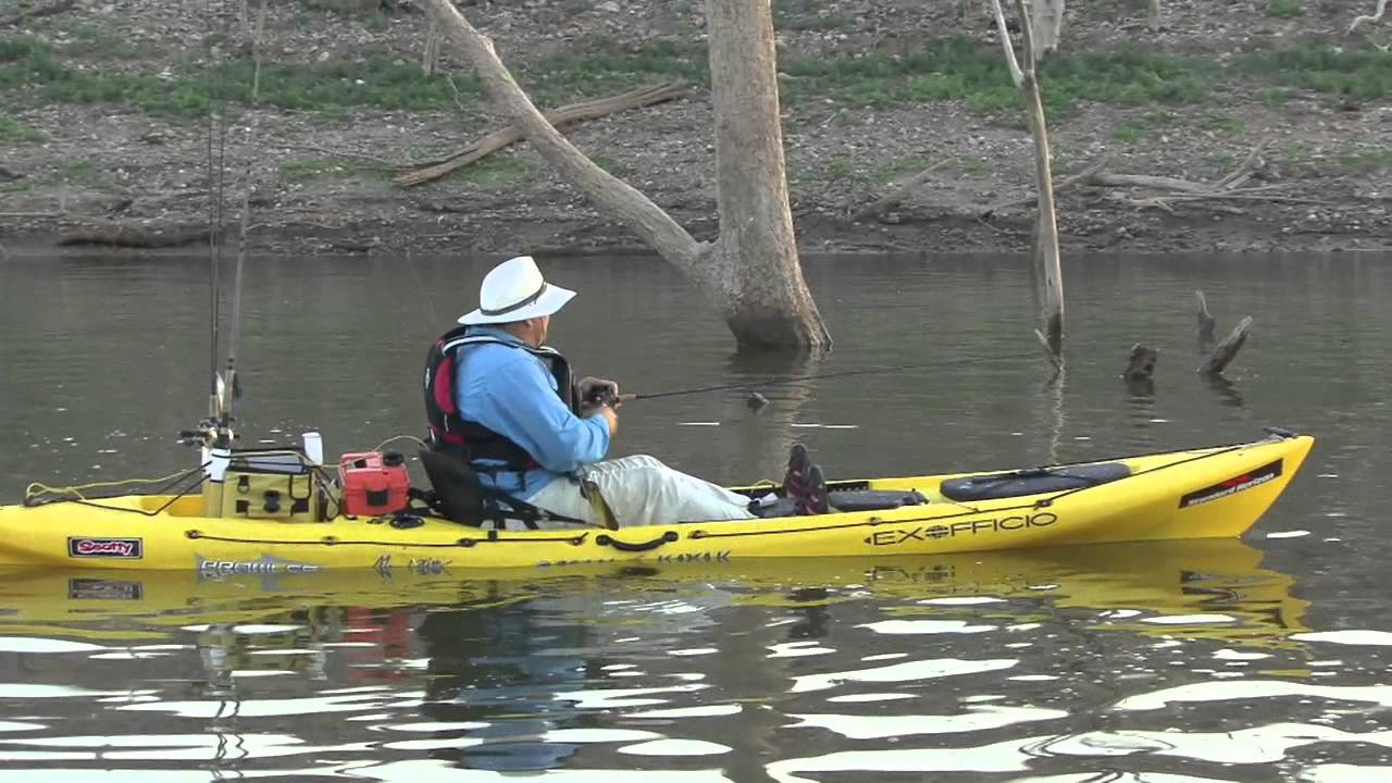 Tips on kayak bass fishing for How to kayak fish
