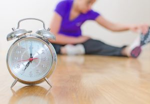 Shorten your Workout Time