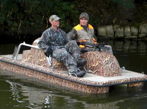 Duck Hunting Boats