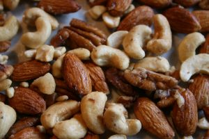 high protein mixed nuts