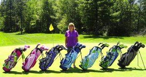 golf bags womens